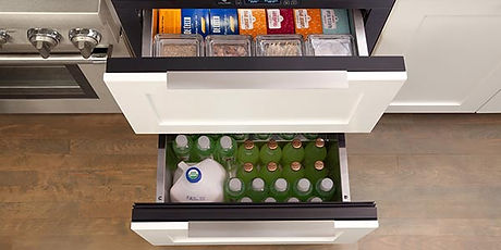 U-Line Drawer Refrigeration