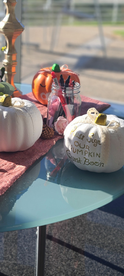 My Little Pumpkin Theme Baby Shower