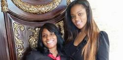 Ericka & Sha'Leah