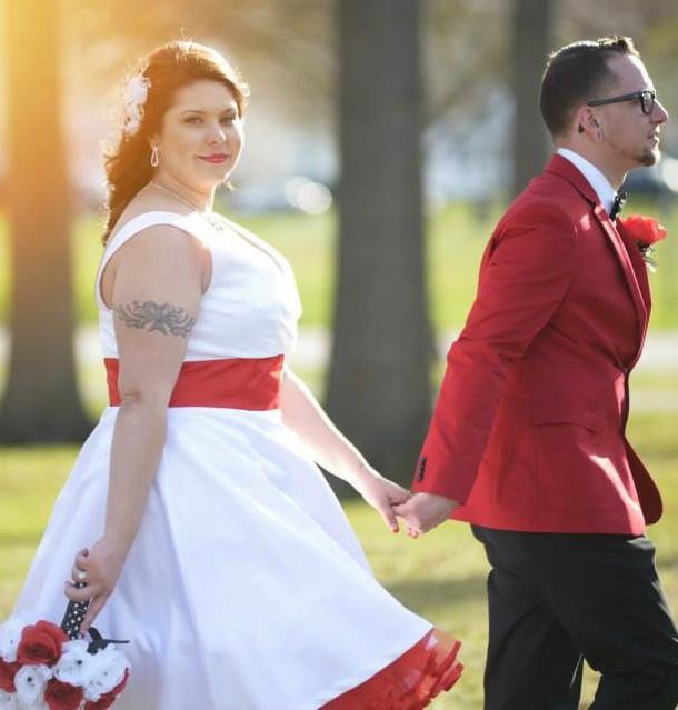 1950's Themed Wedding