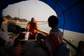 Maaraq Crew At Ganga Ghat In Kanpur