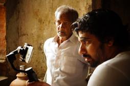 Nishant Tripathi (Writter Director)[Right]