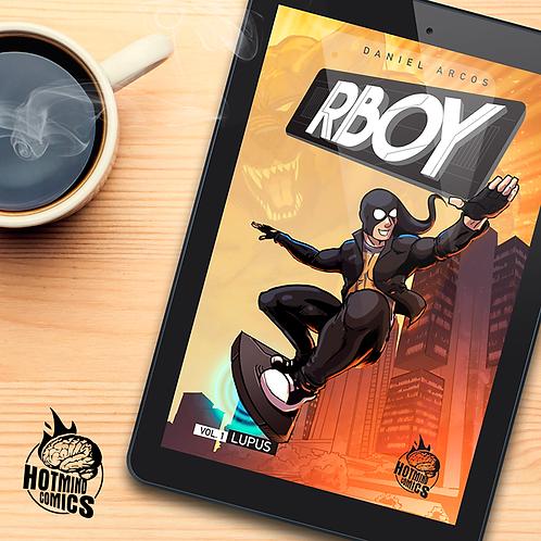 RBOY - Monstros vol. 1 - digital/português