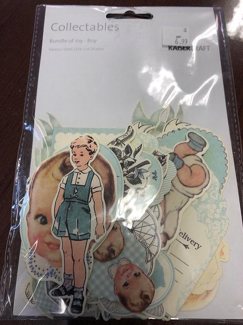 Bundle of Joy boy Collectables CT748