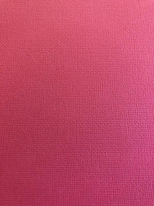 CD323 Coral 12x12 Textured Cardstock