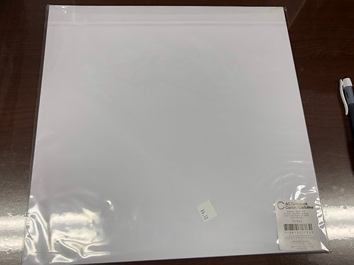 71793 Smooth White Cardstock Pack 25