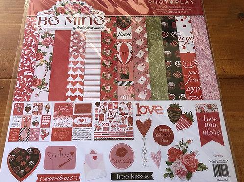 BEM9661 Be Mine Paper Pack