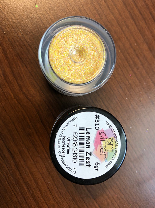 310 Lemon Zest Ultrafine Embossing Powder