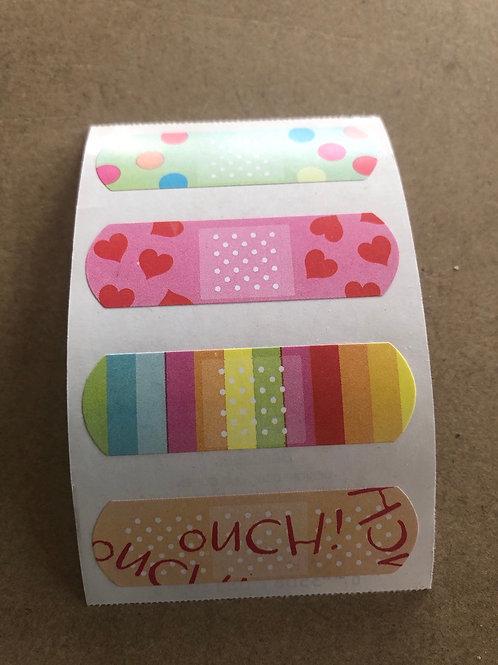 Bandage Stickers
