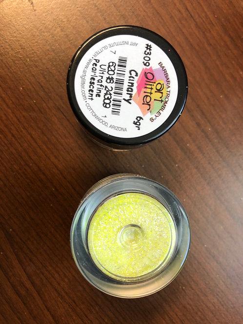 309 Canary Ultrafine Embossing Powder