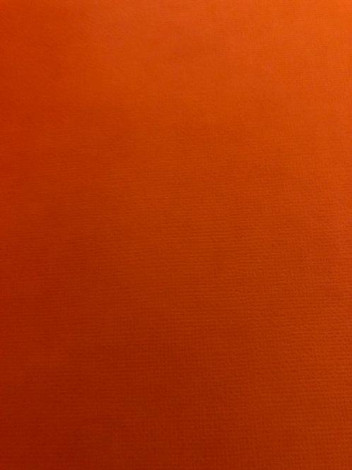 CD128 Papaya 12x12 Textured Cardstock