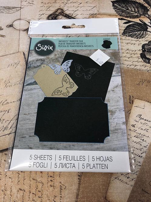 Black Inksheets