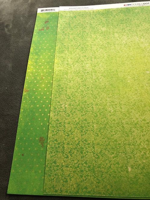 "12"" Kiwi Vintage BoBunny Paper"