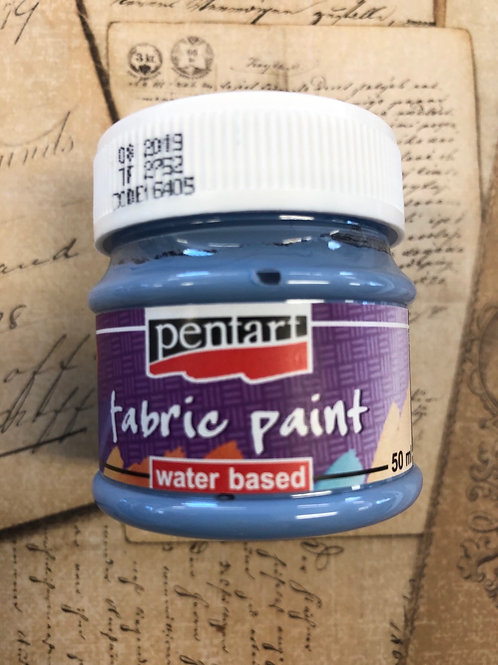 Fabric Paint Blueberry