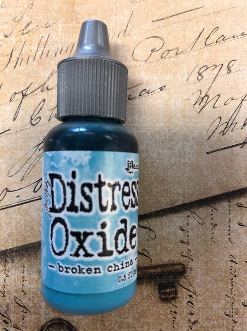 Broken China Distress Oxide Ink