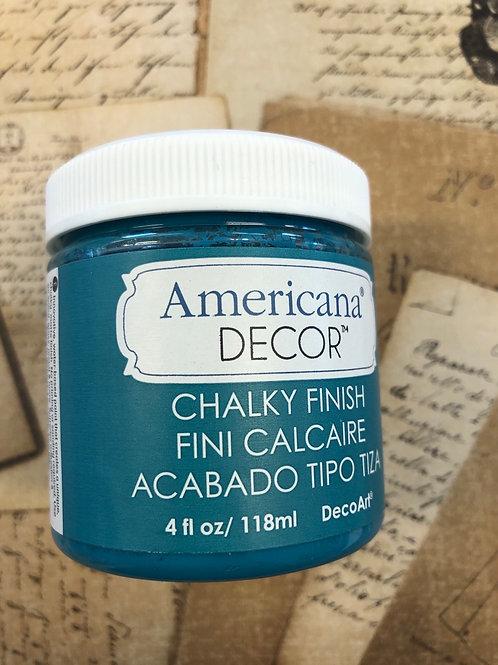 Chalky Finish Paint Treasure
