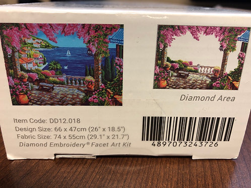Riviera Dream Diamond Dotz DD12.018