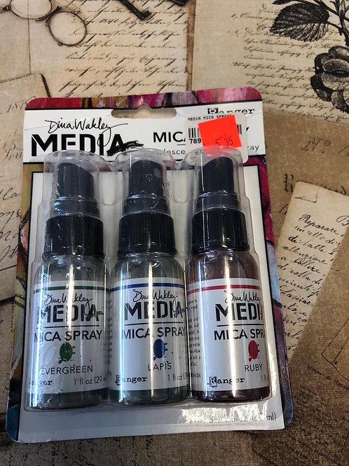 Mica Sprays
