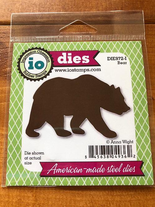 Bear Die DIE972-I