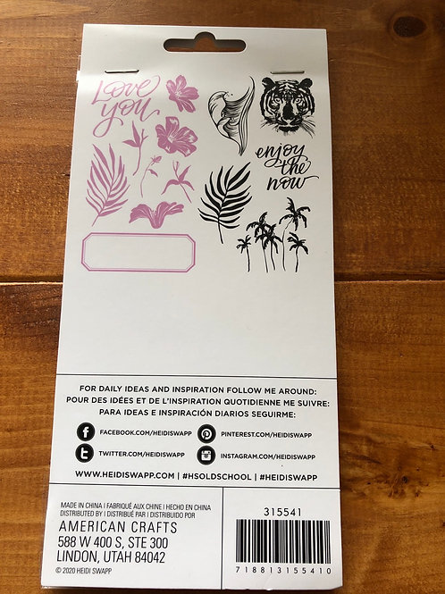 Clear Stamp 315541