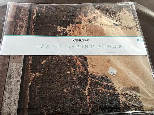 Anthology 12x12 Album