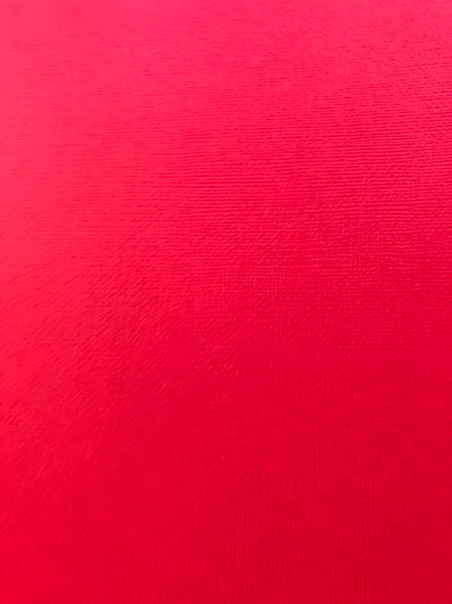 RT-9 Red 12x12 Textured Cardstock