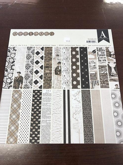 Accolade Paper Pad