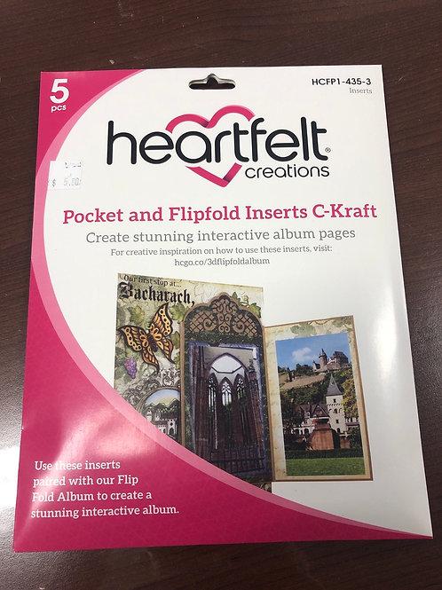 Heartfelt Pocket & Flipfold C