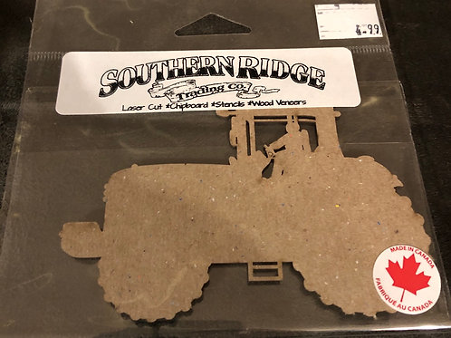 Tractor Chipboard