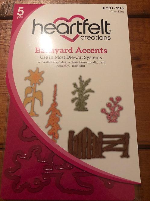 Barnyard Accents Die HCD1-7318