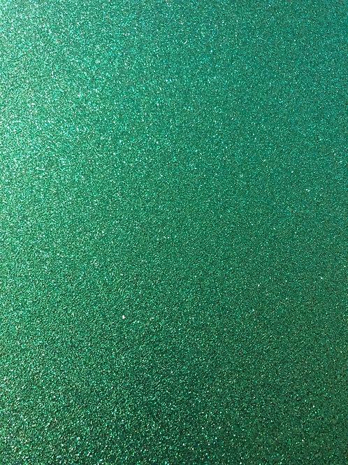 Emerald Glitter Cardstock GC109