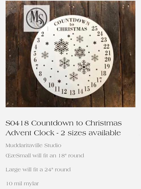 """Countdown to Christmas 18"""""""