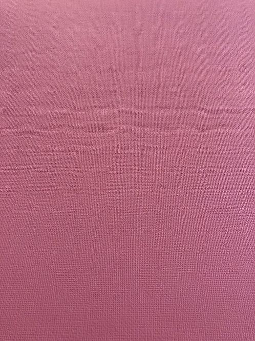 PKT-14 Pink 12x12 Textured Cardstock