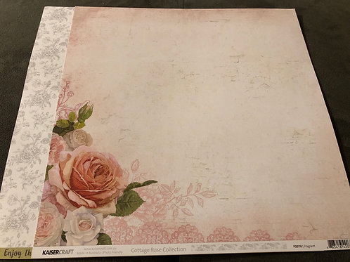 Fragrant P2078 Cottage Rose Collection