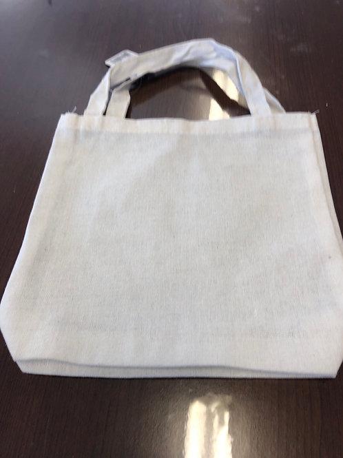Canvas Bag 8-1/2