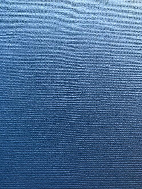 BT-3 Blue 12x12 Textured Cardstock