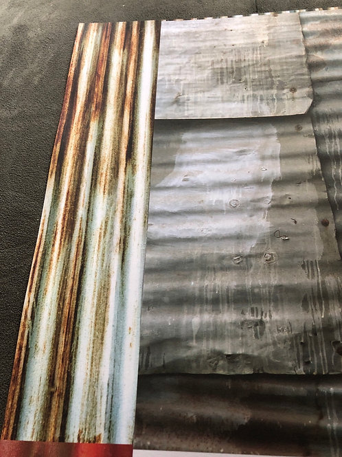 Corrugated Iron P1065 Base Coat Collection