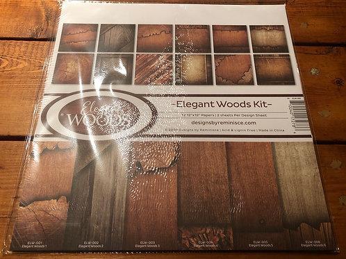 ELW-200 Elegant Woods Kit