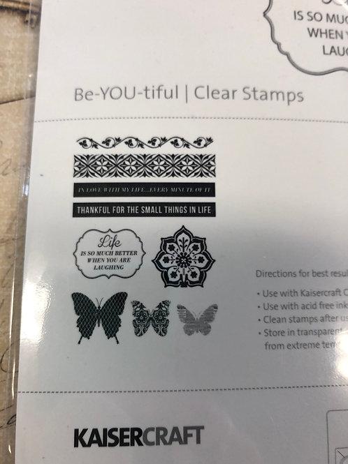 Be-You-Tiful Stamp Set