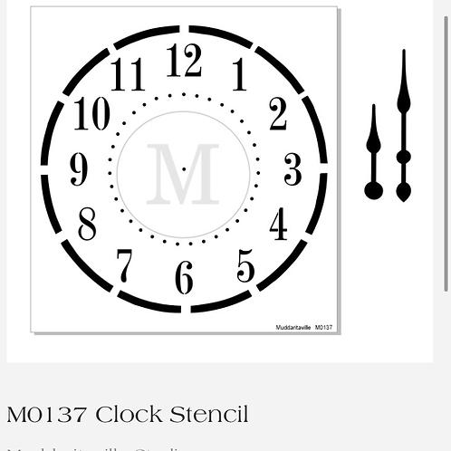"""M0137 Clock 15"""""""