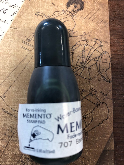 Bamboo Leaves Memento Refill Ink