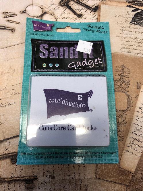 Sand Gadget