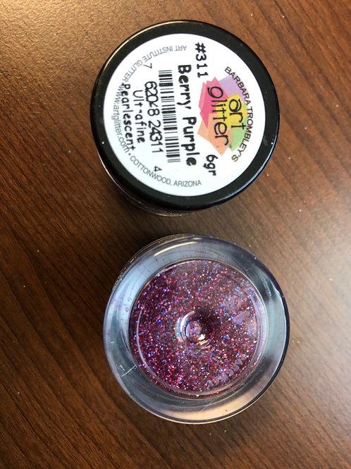 311 Berry Purple Ultrafine Embossing Powder