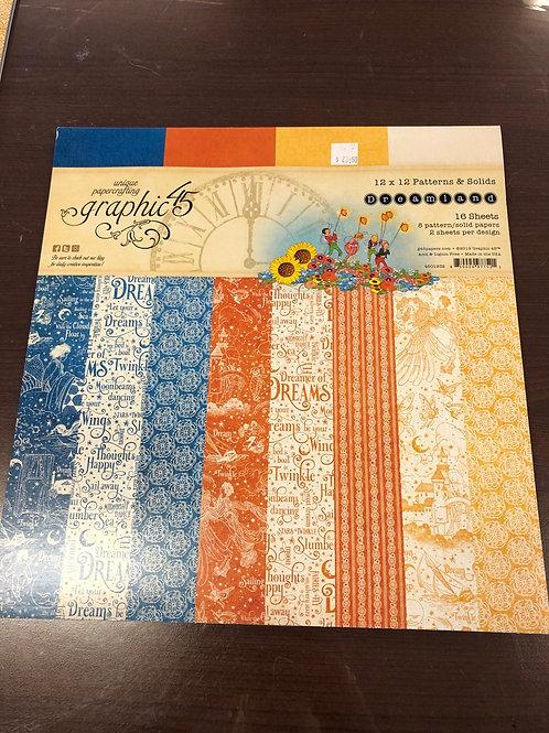 4501932 Dreamland Paper Pad