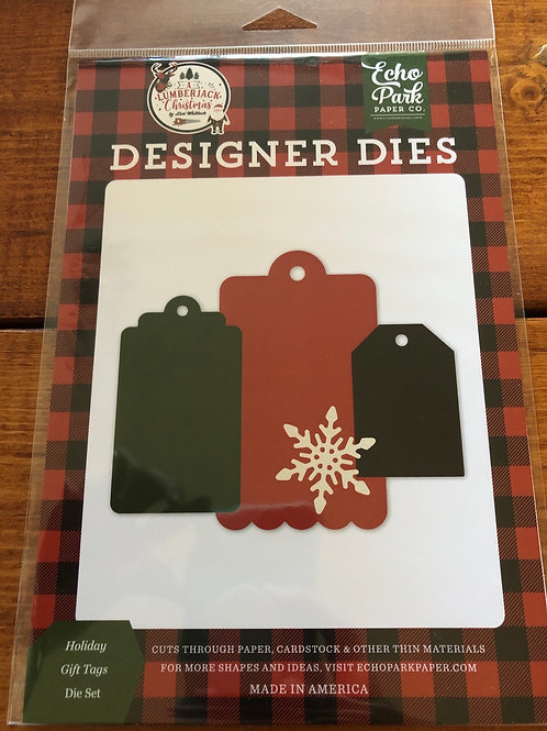 ALC220041 Holiday Gift Tag Die