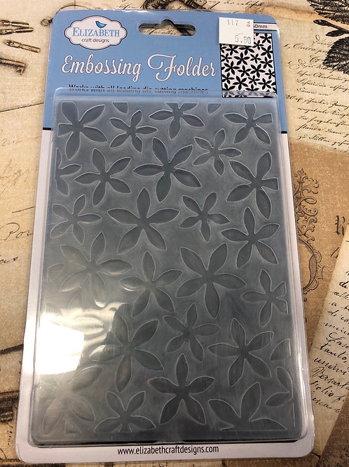Petal Power Embossing Folder