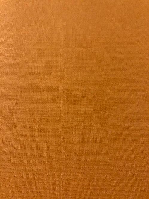 CD124 Cheddar 12x12 Textured Cardstock