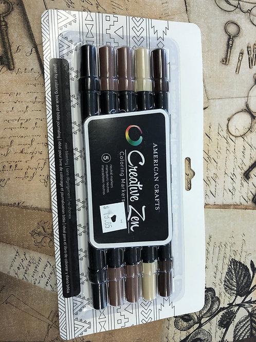 Creative Zen Markers