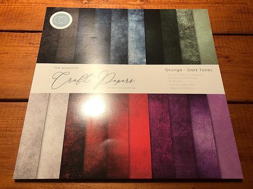 CCEPAD007 Grunge Dark Tones