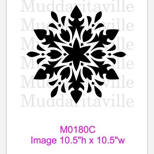 M0180C Snowflake